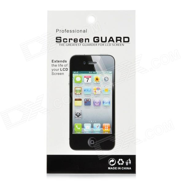Protective PET Screen Protector for Motorola MOTO-E - Transparent