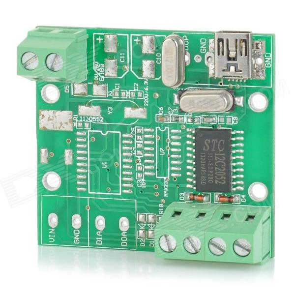 WG2USB Wiegand to USB Converter Board - Grass Green