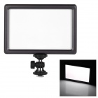 NanGuang CN-LUXPAD22 3200~5600K Stepless Dimming 112-LED Video Light for DSLR Camera (6 x AA)