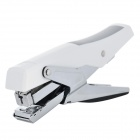 Deli 0329 Handlich Handzangenstil Büro Helper Stapler - White + Black