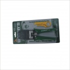 WYNN'S W0283 Modular Plug Crimping Tool RJ45 RJ11 RJ12 with Stripper - Green