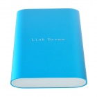 Link Dream LC-G1 5600mAh Li-polymer Battery Mobile Power for Samsung, HTC, LG, Google Phone - Blue