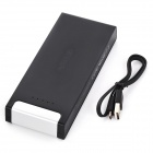iHave ia0412 Dual-USB 10200mAh transportabel makt kilde med Holder for Tablet PC / Telefon + mer - svart