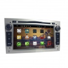 "7"" IPS Capacitive Screen Android 4.2 Car DVD Player w/ GPS, RDS, Wi-Fi, Radio, AUX,BT for OPEL"