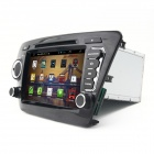 "8"" IPS Android 4.2 Car DVD Player w/ GPS, RDS, Wi-Fi, Radio, AUX, BT for KIA K2"