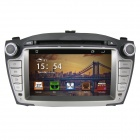 """7 """"IPS Android 4.2 DVD-плеер автомобиля ж / GPS, RDS, Wi-Fi, радио, AUX, BT для IX35"""