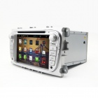 "7"" IPS Capacitive Screen Android 4.2 Car DVD Player w/ GPS, RDS, Wi-Fi, Radio, AUX, BT for Ford"