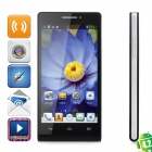 "HTM A6W Dual-core Android 4.2.2 WCDMA Bar Phone w/ 4.5"" Screen, Wi-Fi and GPS - Black"