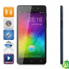 "Pomp C6 Mini Android 4.2 Quad-Core WCDMA Smartphone w/ 5.0"" Screen, Dual-SIM, Wi-Fi and GPS - Black"