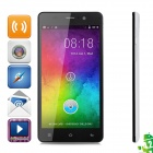 "Pomp C6 Mini Android 4.2 WCDMA Quad-core Smartphone w/ 5.0"" Screen, Wi-Fi, GPS, Dual-SIM - White"