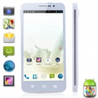 "UTime FX MTK6589 Quad-Core Android 4.2 WCDMA Bar Phone w/ 5.0""QHD IPS, GPS, 4GB ROM - White"