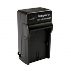 Kingma Battery Charger Kit for Canon LP-E6 /5D Mark II/7D/60D/5D Mark3/ 6D/70D (EU Adapter Included)
