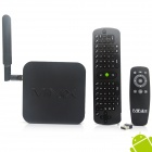 MINIX NEO X8 Quad-Core Android 4.4.2 Google TV Player + RC11 Air Mouse w/ 2GB, 8GB - Black