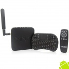 MINIX NEO X8 Quad-Core Android 4.4.2 Google Player + Russian Black Mini Keyboard w/ 2GB, 8GB