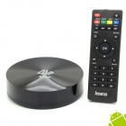 Jesurun S82B Quad-Core Android 4.4 4K Google TV Player w / 2 GB RAM, 8 GB ROM, XBMC, Netflix