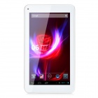 "PH20pro 7"" Dual Core Android 4.2 Tablet PC w/ 4GB ROM, Wi-Fi, Mic, TF, Dual-Camera - White + Silver"
