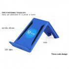 Itian A6 3-Coils Multi-function Qi Standard Wireless Charger for Tablet PC / Mobile phone - Blue