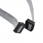 Jtron 10P ARM emulador Descargar Cable - Gris