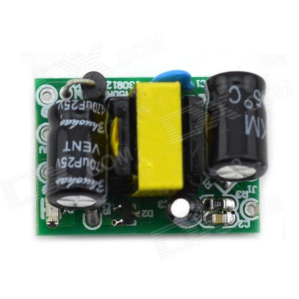 Jtron Ultra-small Switching Power Supply Board Module - Green (AC 85~265V) maitech 24v 200ma ultra small switching power supply module ac 220v turn to dc 24v green
