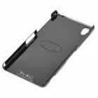 YI-YI High Quality Protective Aluminum Alloy Back Case for Sony Xperia Z2/L50w - Silver