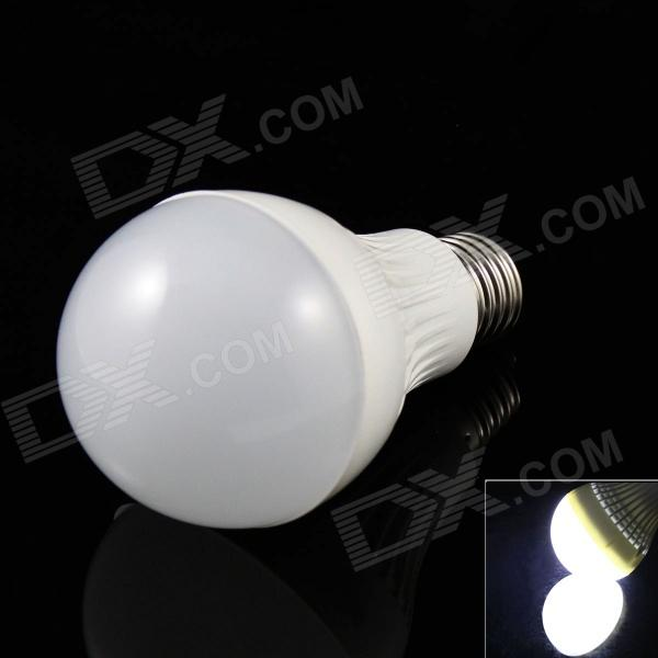 KINFIRE NANO E27 7W 500lm 6500K 14-SMD 5730 LED White Light Lamp Bulb (AC 85~265V ) cxhexin e27cx24 e27 7w 3000k 500lm 24 5630 smd led warm white light white ac 85 265v