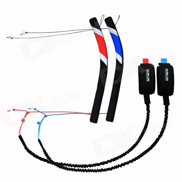 Qunlon 4- Line Handle - Black + Red + Blue (36cm)