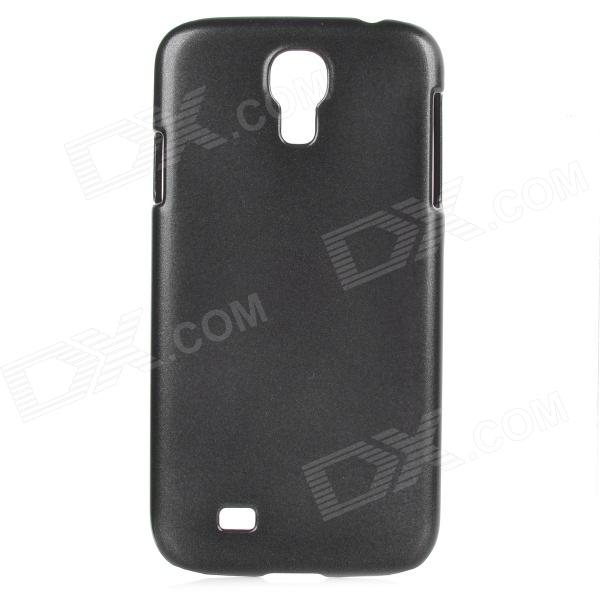 Protective Plastic Back Case for Samsung Galaxy S4 - Black cm001 3d skeleton pattern protective plastic back case for samsung galaxy s4