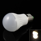 KINFIRE E27 3W 230lm 3500K 6-SMD 5730 LED Warm White Light Lamp Bulb (AC 85~265V)