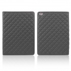 ENKAY ENK-3350 Protective PU Leather Case Cover Stand w/ Auto Sleep for IPAD MINI / MINI 2 - Black