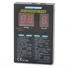 Hobbywing ABS Model V2.0 Program Card - Black + Red