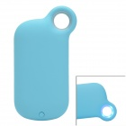 AKT K2 4400mAh Li-polymer Battery Mobile Power Bank w/ Creative Ring for IPHONE + More - Blue