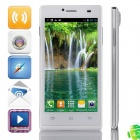 P7 MTK6572 Dual-core Android 4.2.2 WCDMA Bar Phone w/ 4.5