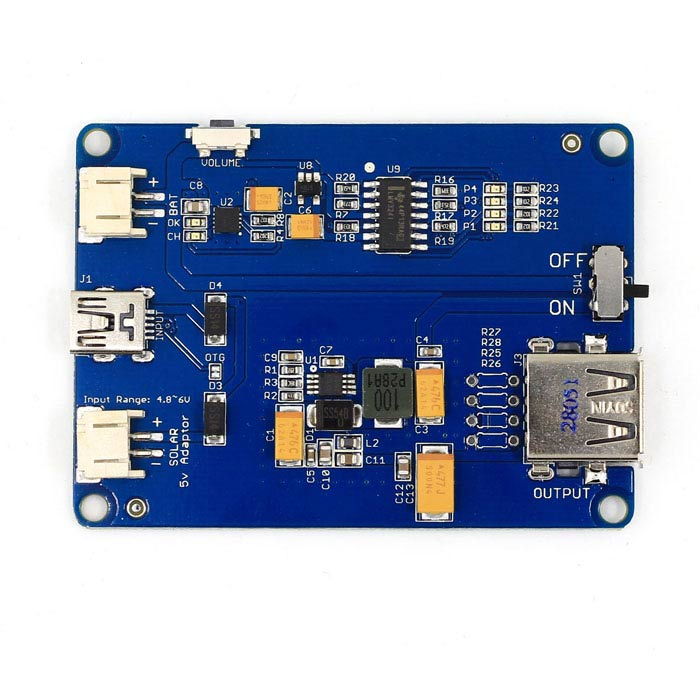 Seeed LiPo Rider Pro Development Board JST 2.0 Rechargeable Module