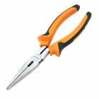 8 Inch Industrial-Grade CR-V Needle Nose Pliers
