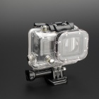 Professional Diving Housing Filter for GoPro Hero 3 - Translucent White