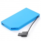 "ihave Delta ""6000mAh"" Mini Li-polymer Battery Mobile Power Bank for Cellphone / Tablet PC - Blue"