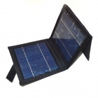 WN-01 7.5W Section Folding Solar Panel Power Battery Charger