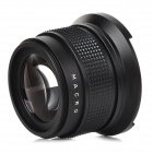 Universal 0,35 x HD Fisheye Lens for Nikon D5200 / D3100 + Mais - Preto (52mm)
