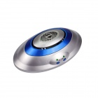 Angibabe ABCD321 Negative Ion Ozone Air Refresher for Car Air Purifier + Car Oxygen Bar  - Silver