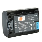 DSTE NP-FH50 Battery + US Plugs Charger for Sony DSC-HX1, HX100, HX200, A390, A290, A330, A230