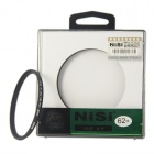 NISI 62mm PRO UV Ultra Violet Professional Lens Filter Protector for Nikon / Canon / Sony / Olympus