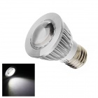 GCD S2 E27 6W 160lm 6500K COB LED White Light Lamp Bulb - White (AC 85~265V)