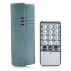 DT102 Single Door Access Controller w/ IR Remote Control + 10 ID Card - Grey