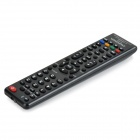 E-T919 Universal LCD / LED / HD TV Remote Controller for TOSHIBA - Black (English) (2 x AAA)
