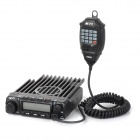 MYT9800 Car Auto Transceiver FM Ham Two Way Radio Walkie Talkie Transmitter Radio Station - Black