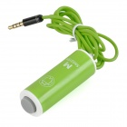 Handy Selfie Cable Release for Samsung Cellphone - Fluorescent Green
