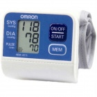 Genuine Omron Wrist Types Blood Pressures Monitors HEM-6111