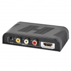 LKV363MINI CVBS AV al convertitore Video HDMI - nero