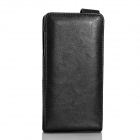 IOCEAN Flip-open Protective PU Leather Case Cover for X7 - Black