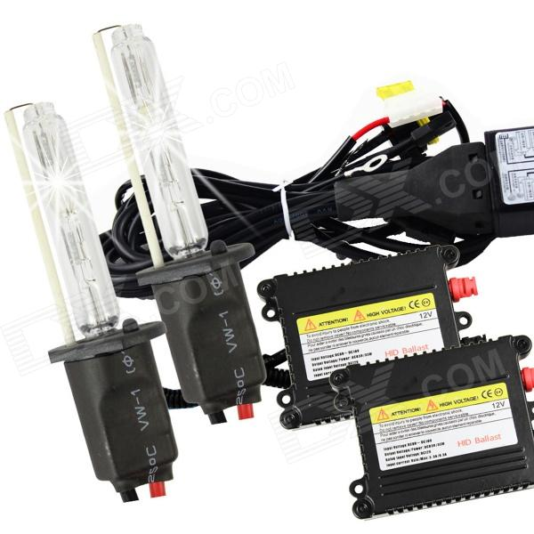 Merdia H1 55W 3000K 2800lm HID Xenon Lights w/ Ballasts Kit (DC 9~16V)